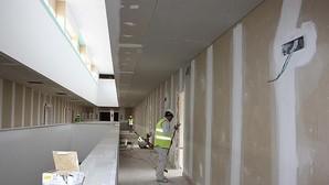 La Junta asegura que los trabajos del nuevo hospital avanzan en el interior
