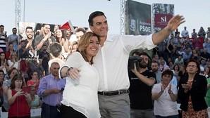 Sánchez quiere hacer una España como la Andalucía de Susana Díaz