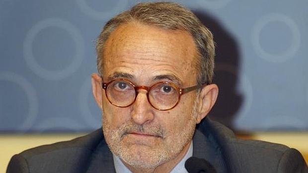 Antonio Dieter Moure, presidente de la CEG