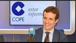 Casado: «Aznar aporta muchísimo al Partido Popular»