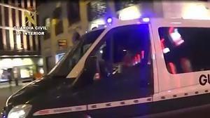 Cae en Madrid una banda que asaltaba chalés de alto lujo e incluso maniataban a sus propietarios