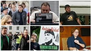 Andrés Bódalo, Marisol 'la Roja', Guillermo Zapata... y otros concejales que han pasado por el juzgado