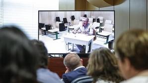 Granados: «Jamás he cometido, conocido o amparado ningún hecho de corrupción en Madrid»