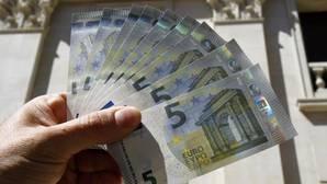 Detenidos cuatro rumanos en El Campello con 7.100 euros en billetes falsos