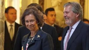 Doña Sofía: «Espero haber sabido aprovechar la oportunidad de ayudar a los que más lo necesitan»