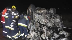 El número de muertes en las carreteras sube casi un 19% hasta mayo