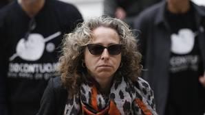 Ester Quintana no recurrirá la absolución de los mossos acusados de herirla