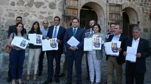 Alcaldes del PP devuelven la foto de Page enviada a todos los ayuntamientos