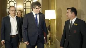 Puigdemont dará por roto el pacto con la CUP cuando se consume su veto a los Presupuestos