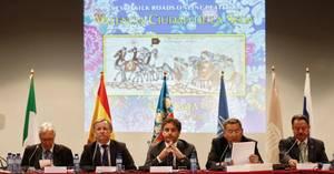 Valencia, capital mundial de la ruta de la seda