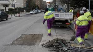 La operación asfalto de Carmena arreglará medio millar de calles, sin telebache