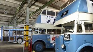 Museo EMT: un paseo por la historia de Madrid en autobús
