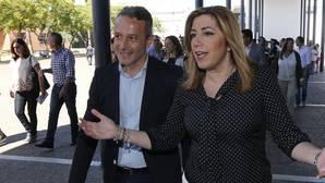 Susana Díaz: «Pablo Iglesias no es de fiar»