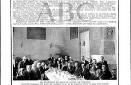 Real Academia de Bellas Artes y Ciencias Históricas, cien años de veneración por Toledo
