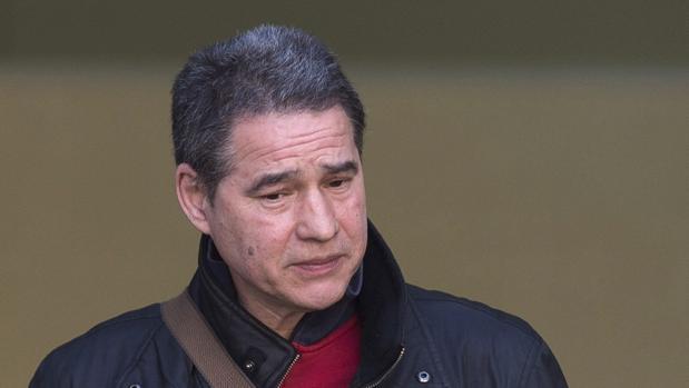 El etarra Antonio Troitiño a su llegada en marzo a la Corte de Magistrados de Westminster