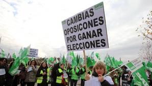 El TSJ anula la oposición suspendida cautelarmente de enfermería en 2015