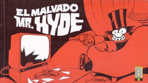 Cartel de El Malvado Mr. Hyde