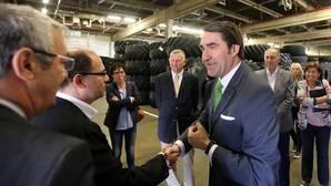 Michelin amplía el centro logístico de Valladolid con una inversión de 13 millones