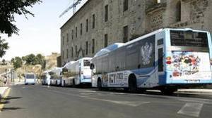 Toledo ahorrará 545.000 euros con el nuevo contrato de autobuses