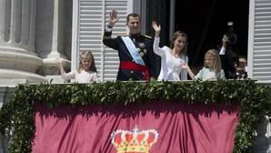 Dos años de la proclamación de Don Felipe como Rey