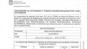 La candidata de C's en Pontevedra acusa a ABC de mentir, pero el Registro Mercantil la desacredita
