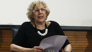 Carmena anuncia una rebaja del IBI sin que Hacienda lo apruebe