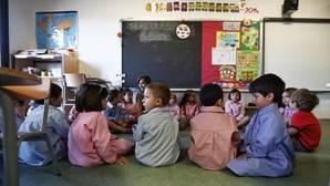 El 97% de las familias obtiene el centro elegido en Educación Infantil