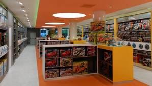 Abre en Madrid la tienda de Lego más grande de España