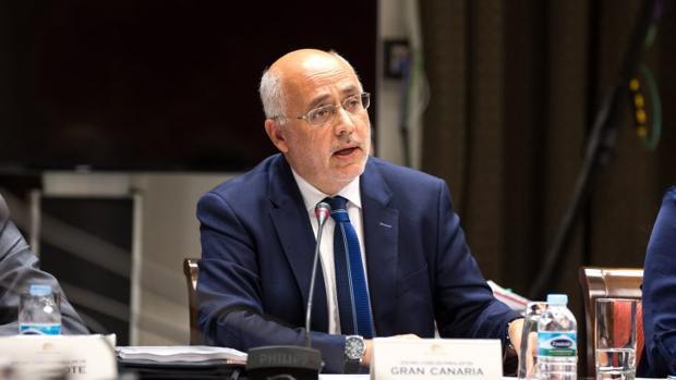 Morales mantiene su rechazo al gas en Gran Canaria