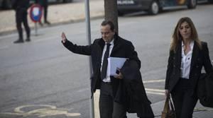 Pedro Horrach dice adiós a la Fiscalía
