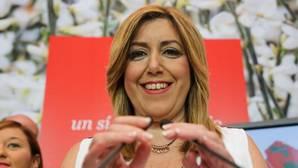 Susana Díaz reabre el pulso por liderar el PSOE