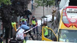 Las cinco hipótesis policiales de la matanza del bufete de Usera