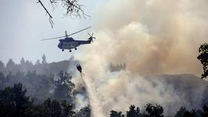 Galicia contará con hasta dieciséis helicópteros contra los incendios
