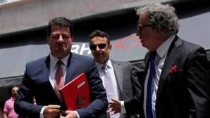 El alcalde de La Línea se reúne con Picardo en Gibraltar para abordar estrategias ante el Brexit