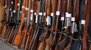 La Guardia Civil expondrá en Ifema más de 2.600 armas para subastarlas