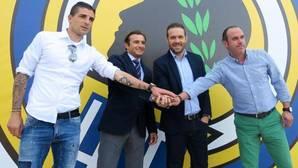 Tevenet se fija la meta de llevar al Hércules al liderato como nuevo entrenador del club
