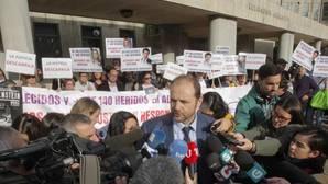 Las víctimas del accidente del Alvia acceden este jueves al informe de la Comisión Europea