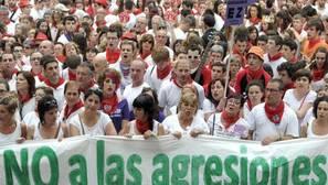 Más de un millar de mujeres son violadas por hombres en España cada año