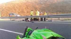 La Comunidad de Madrid instala barreras de protección para motoristas en 14 carreteras