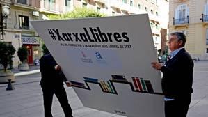 El programa Xarxa Llibres registra un total de 340.909 solicitudes para devolver los libros