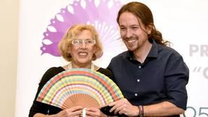 Iglesias, a la gresca con Carmena: «Es alcaldesa por nuestra flexibilidad»