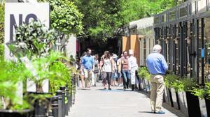 El Ayuntamiento de Madrid amenaza con cerrar cuatro restaurantes del callejón de Jorge Juan