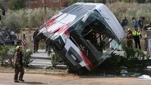 El cansancio del conductor causó el accidente de autobús en el que murieron 13 estudiantes en Tarragona