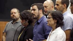 Garzón, ratificado como coordinador federal de Izquierda Unida pese a su confluencia con Podemos