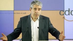 Homs no asegura la abstención de CDC en la segunda votación para que Ana Pastor presida el Congreso