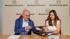 ATA y la Diputación renuevan un convenio para mejorar la formación de los emprendedores