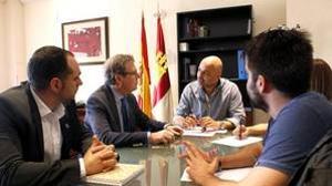 Collado pide a la Junta «en torno a 140 millones de euros» para la UCLM