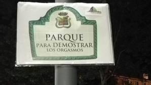 El PP de Móstoles, contra «el Parque de los Orgasmos»
