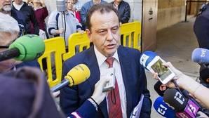 """Pedro Horrach: «Llegó a mi casa una carta con una foto de mi mujer y la palabra """"Cuidado""""»"""