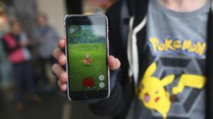 Primera gran quedada para cazar pokémons en Madrid